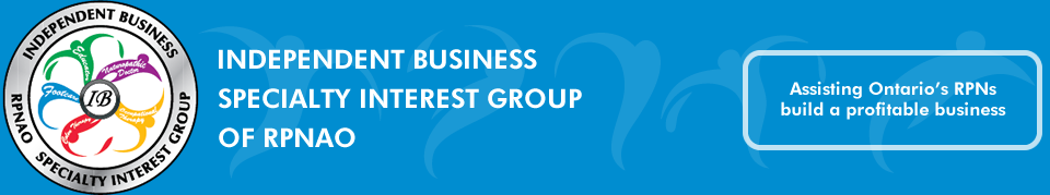 Independent Business Specialty Interest Group (IB SIG)