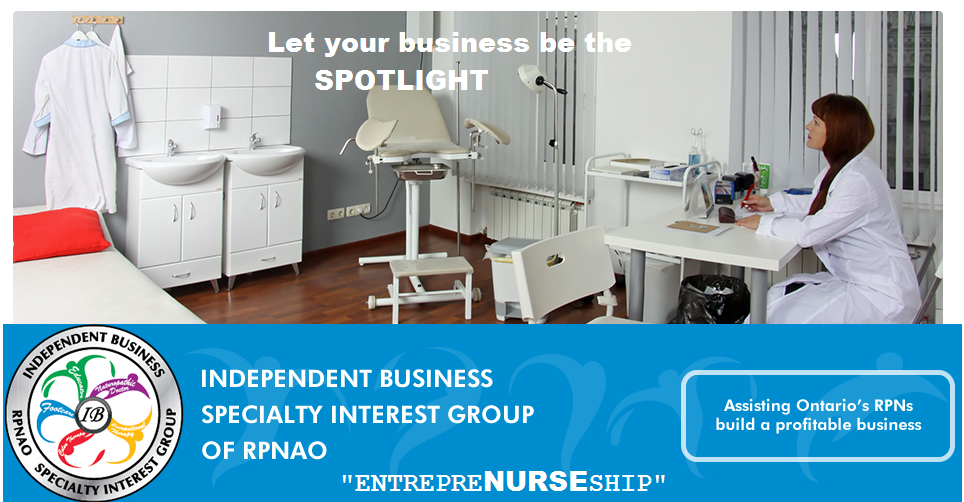 entrepreNURSEship.spotlight